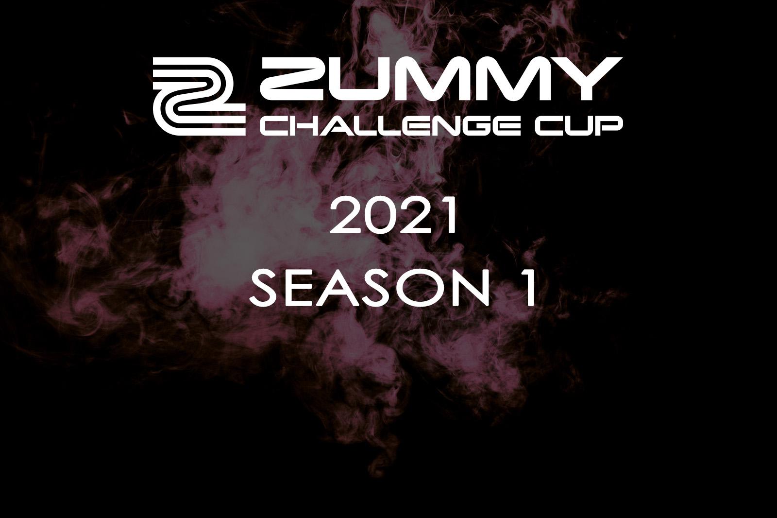 ズミーチャレンジカップ2021シーズン1